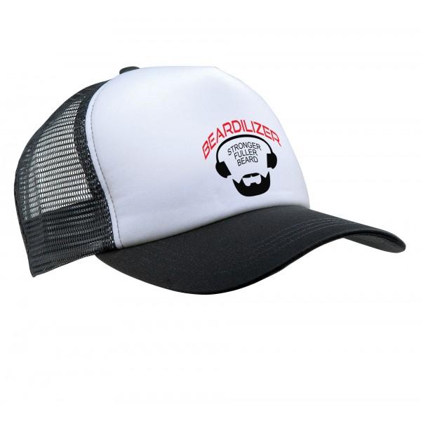 Gorra - Beardilizer Trucker - Negro