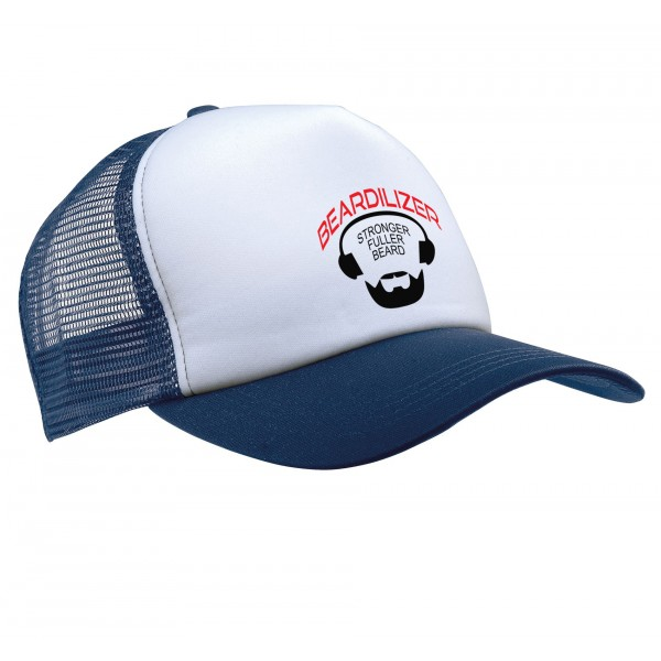 Kasket - Beardilizer Trucker - Blå