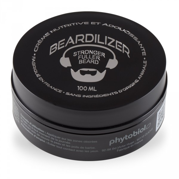Beardilizer Beard Conditioner And Softener Cream - Hypoallergenic Formula - 100 ml