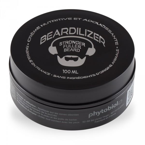 Beardilizer Crème - Crème Nutritive et Adoucissante pour la Barbe - 100ml