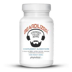 Beardilizer - Crecimiento de barba - 90 cápsulas