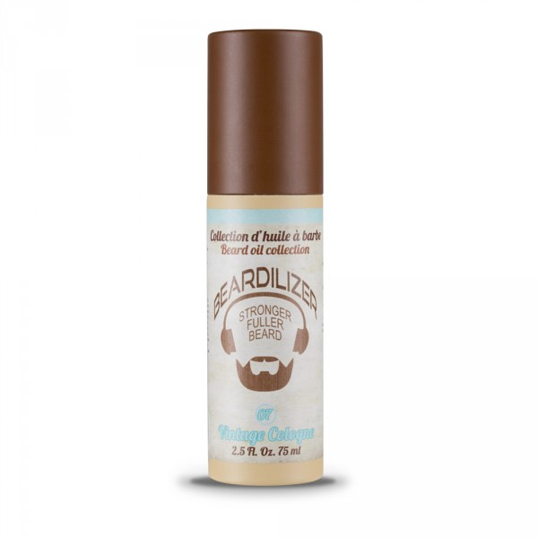 Vintage Cologne - Aceites para Barbas Beardilizer - 75 ml