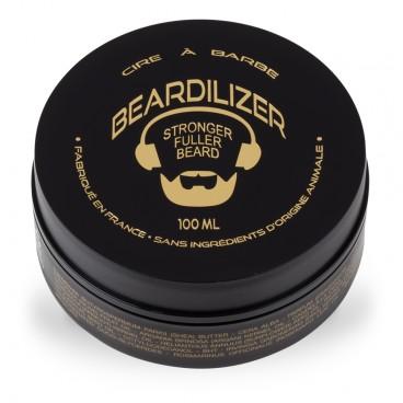 Beardilizer Wax - Helt Naturlig Skægvoks - 100ml