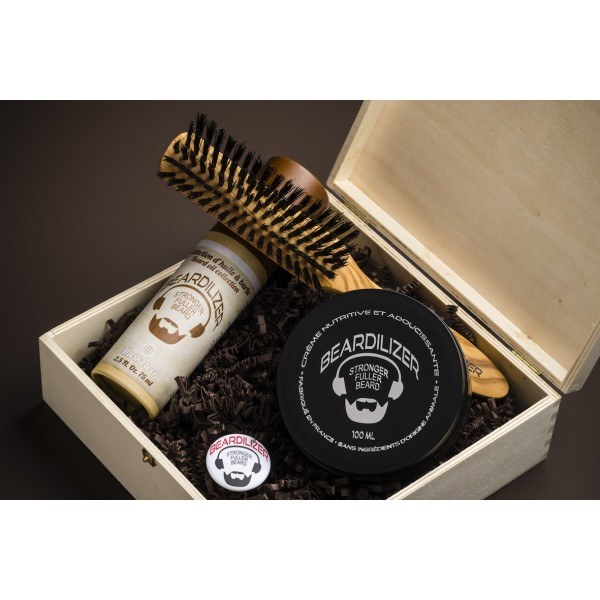 Skägg Gift Box Beardilizer