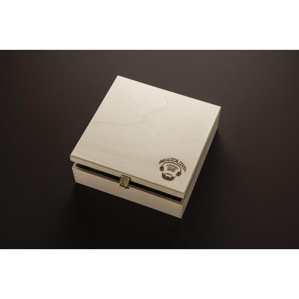 Bart-Geschenk-Box Beardilizer