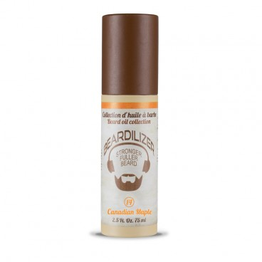 Canadian Maple - Skäggoljor Beardilizer - 75 ml