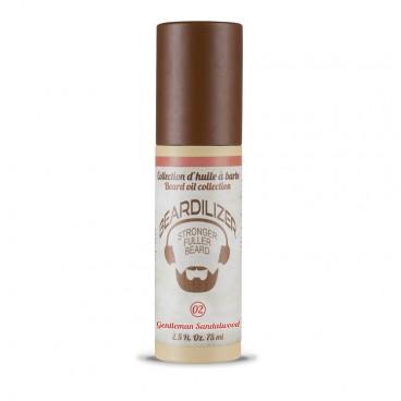 Gentleman Sandalwood - Huile pour Barbe Beardilizer - 75 ml