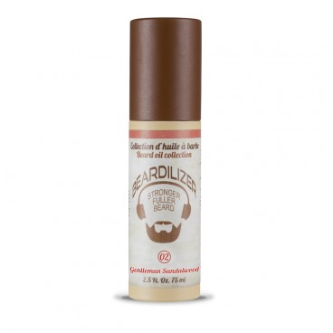 Gentleman Sandalwood - Oli da Barba Beardilizer - 75 ml