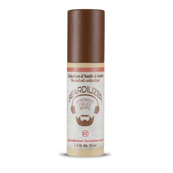 Gentleman Sandalwood - Oli da Barba Beardilizer - 75 ml