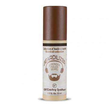 Ol'Cowboy Leather - Baard Olie Beardilizer - 75 ml