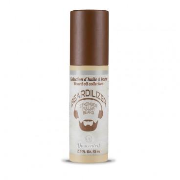 Unscented - Baard Olie Beardilizer - 75 ml