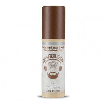 Unscented - Skjeggoljer Beardilizer - 75 ml