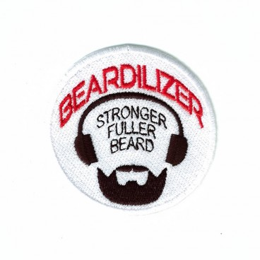 Officiella Beardilizer Patch