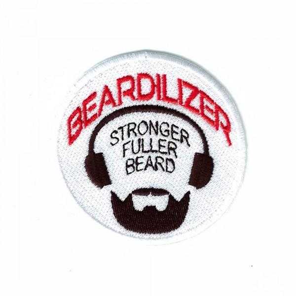 Offizieller Beardilizer-Aufnäher