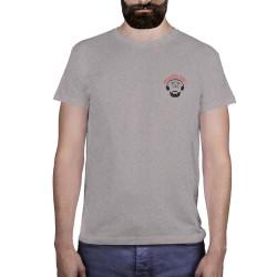 T-Shirt - Beardilizer - Gris