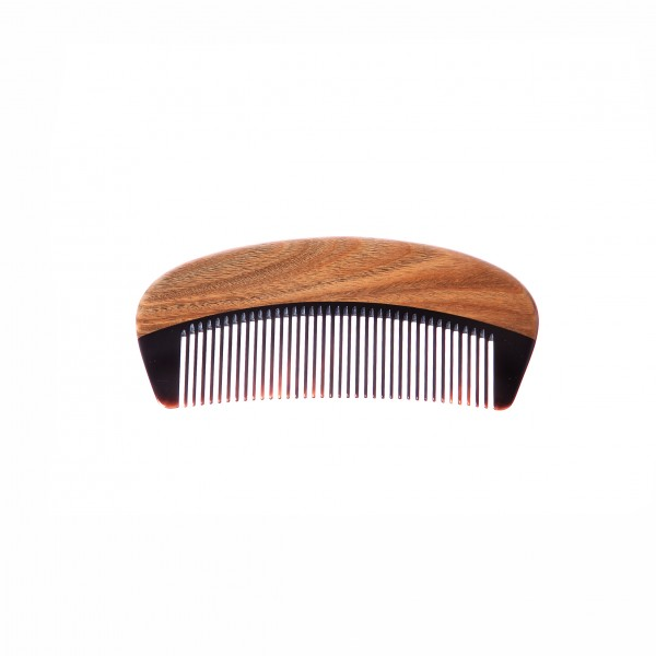 Pettine per Barba Beardilizer - Corno di Bufalo