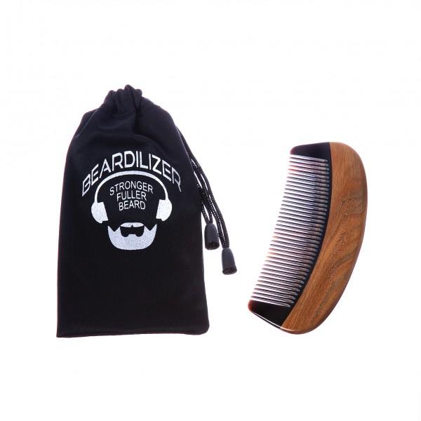 Beard Comb Beardilizer - Buffalo Horn