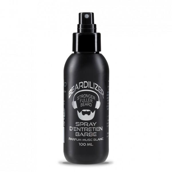 Pack Beardilizer Capsules, Spray et Gel Tonifiant