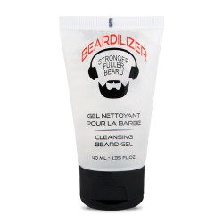 Beardilizer Cleansing Gel for Beard - 40ml