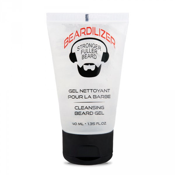 La Pulizia Pack per Barba Gel e Salviette Beardilizer