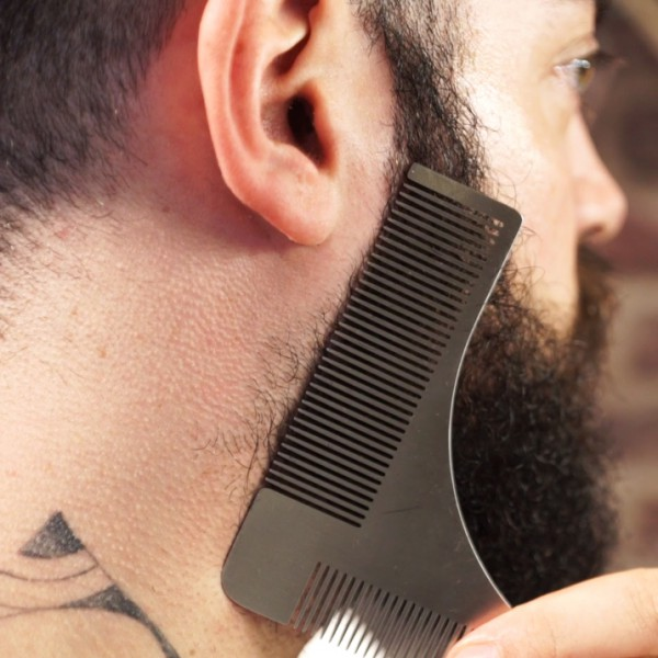 Bartstyling Kamm Beardilizer