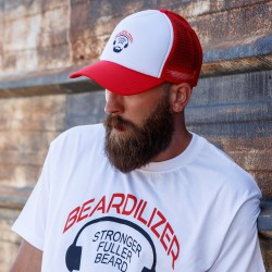 Cap - Beardilizer Trucker - Black