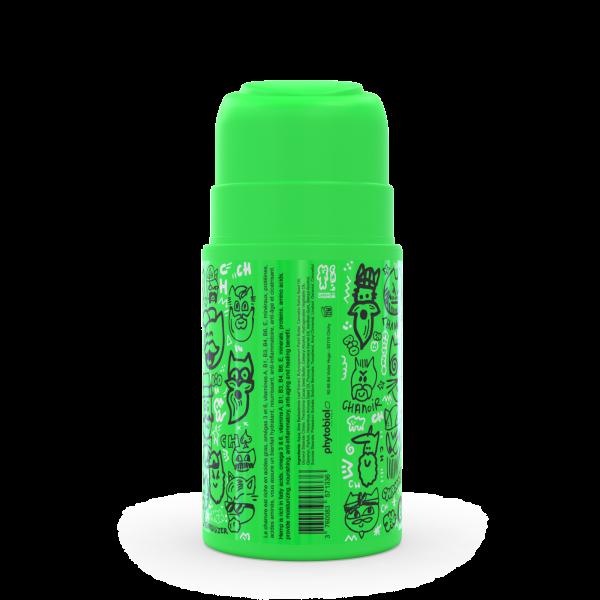 Beardilizer Crema da Barba alla Canapa Biologica - Riparatrice e Nutriente - 75ml