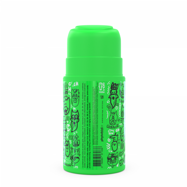Beardilizer Organisk hampeskægcreme - Reparation og næring - 75 ml